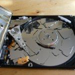 Pravočasno reševanje podatkov iz diska prepreči nadaljnjo izgubo